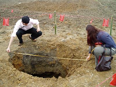 岩溶地面塌陷地灾评估