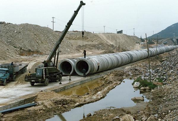 排水管道吊装