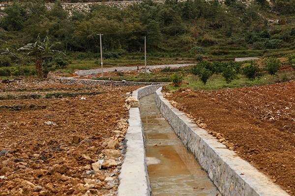 桥马片区土地整治工程