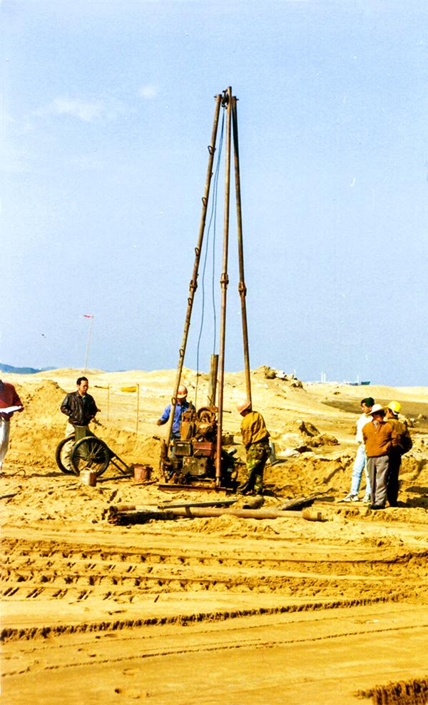 码头工程勘察